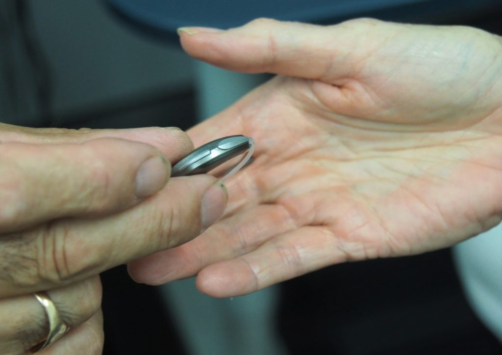 What to expect after getting a new hearing aid