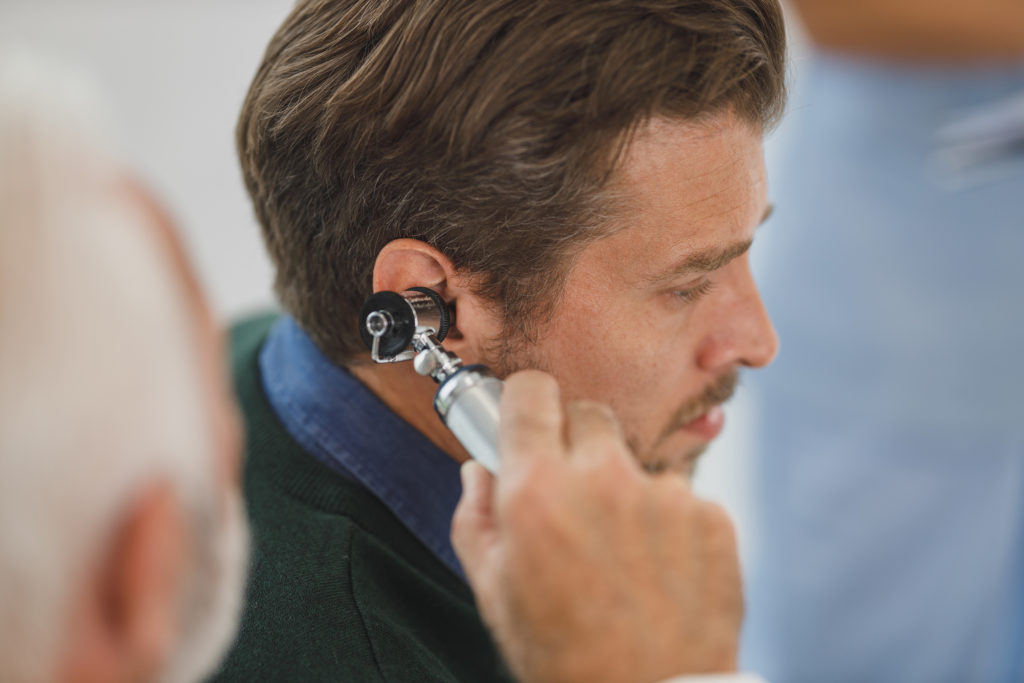Audiology inspection