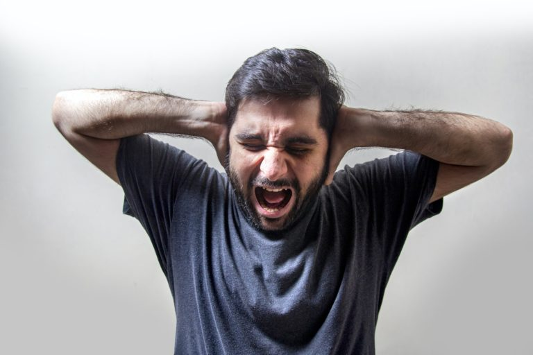 suffering with tinnitus