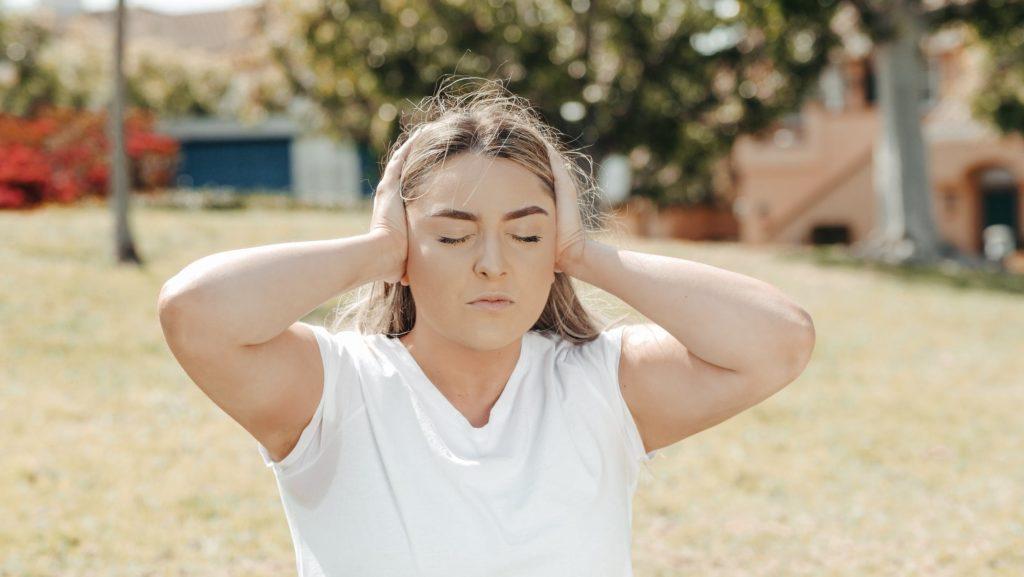 tinnitus sufferer